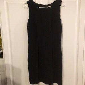 Merona Perfect Little Black Dress w/ Scalloped Hem